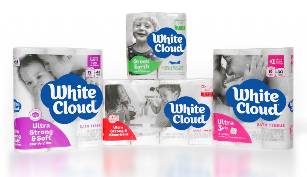 WHITE CLOUD PAPER PRODUCTS