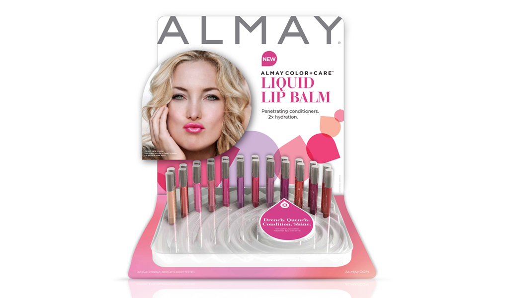 ALMAY LIQUID LIP DISPLAY