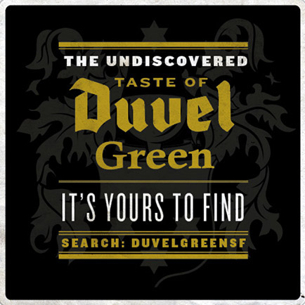 DUVEL GREEN