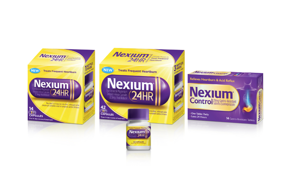 NEXIUM OTC SWITCH