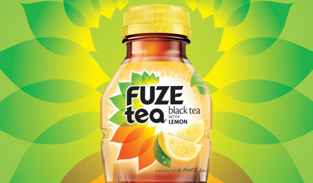 FUZE TEA GLOBAL DESIGN