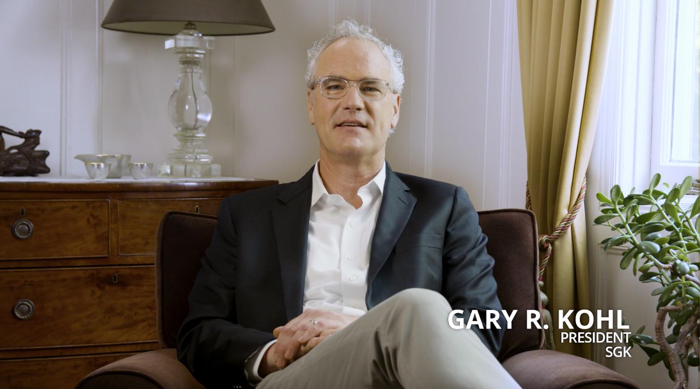Gary Kohl Around the World Opening Address